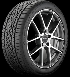 Continental ExtremeContact DWS 06 Tire Review 2