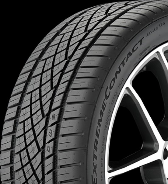 Continental Extremecontact Dws06 >> Continental ExtremeContact DWS 06 Tire Review – Video | Discount Part Center
