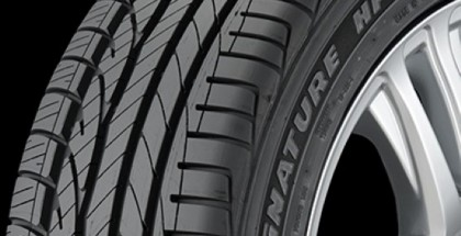 Dunlop Signature HP Tire Review (1)