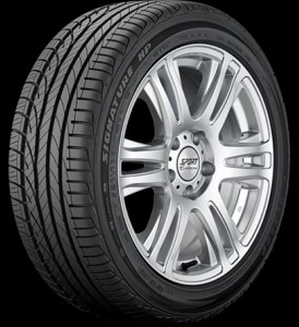 Dunlop Signature HP Tire Review (2)