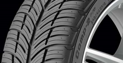BFGoodrich g-Force Comp 2 AS Tire Review (2)