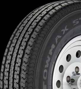 Power King Towmax STR II tires