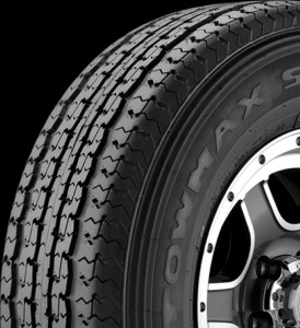 Power King Towmax STR tires