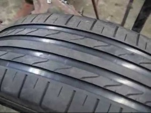 Be careful of scam artists making used tires look new (1)