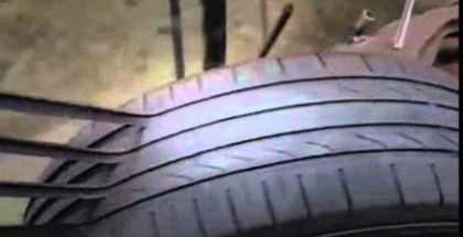 Be careful of scam artists making used tires look new (2)
