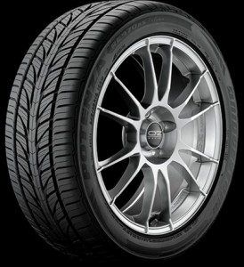 Bridgestone Potenza RE970AS Pole Position vs Other Ultra High Performance All-Season Tires (2)