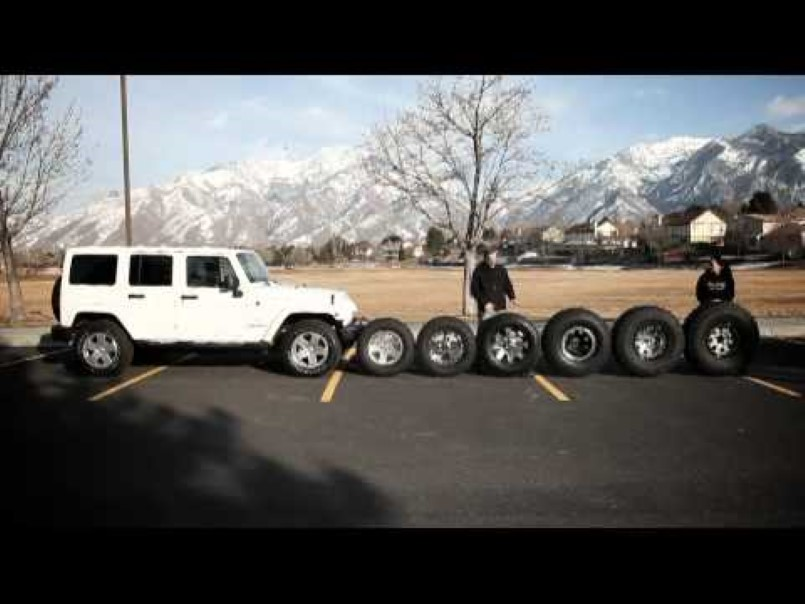 Choosing Tires For Your Jeep Jk Video Discount Part Center