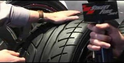 Yokohama tire rep gives us a Lesson in tire tread design (2)