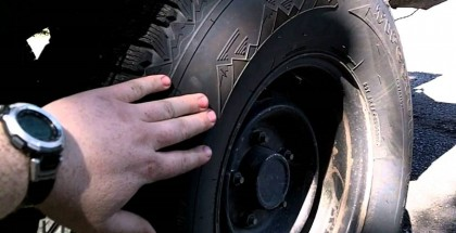 Firestone Winterforce Tire Review (2)