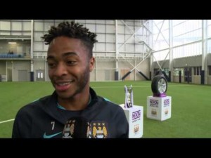 Nexen Tire Challenge with Manchester City Soccer Players (1)