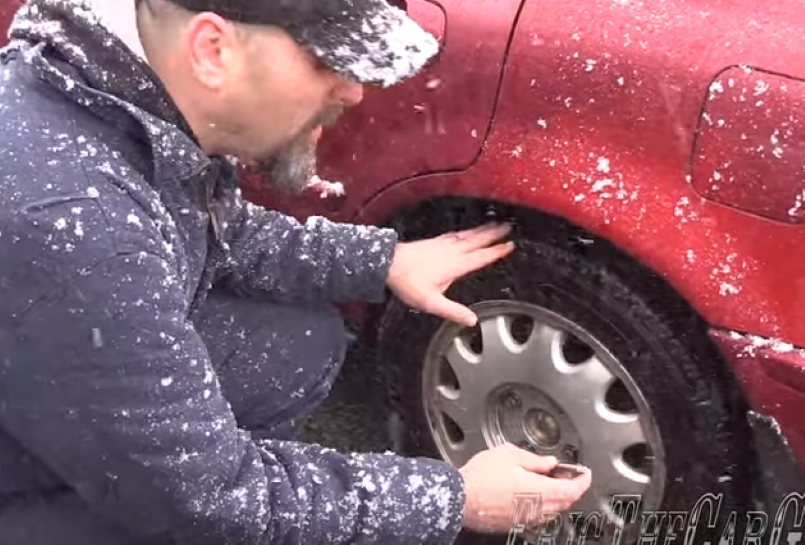 Eric The Car Guy On Youtube: Is It Better To Put New Tires On The Front Or Back
