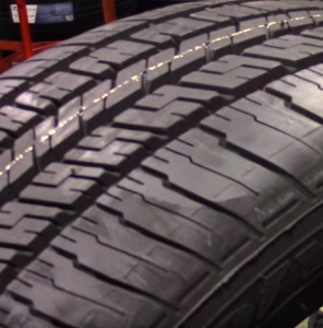 Goodyear Eagle RS-A Tire Review (2)