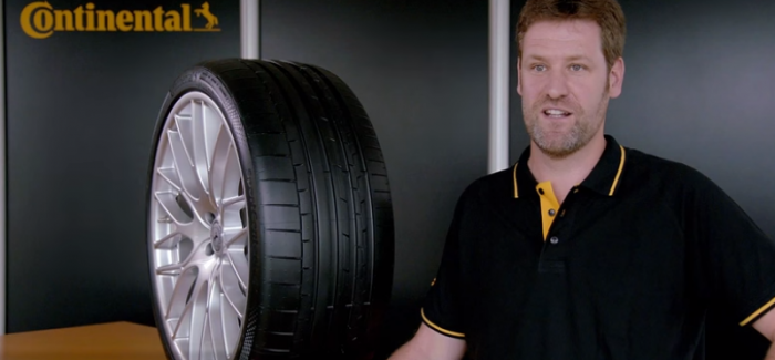 Continental SportContact 6 Tire Introduction – Video