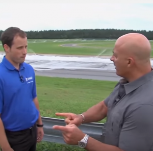 Michelin Proving Grounds Tire Test (2)