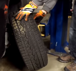 New Technology All-Weather Tires Beats Some Snow Tires (2)