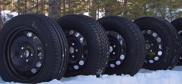 Winter Tire VS Summer Tire – Video