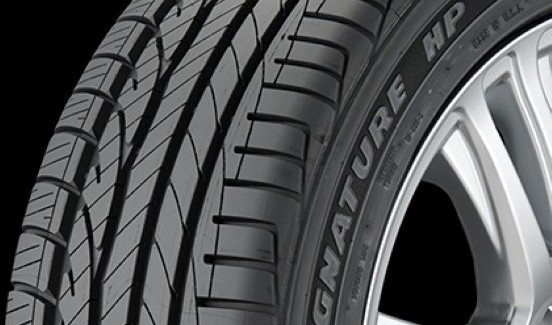 Dunlop Signature HP Tire Review