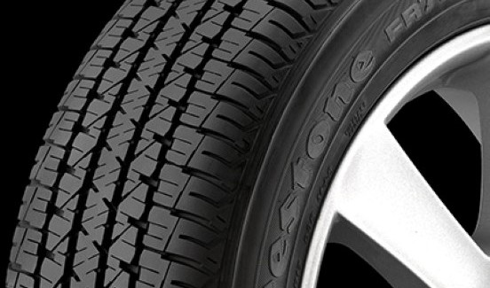Firestone FR710 Tire Review