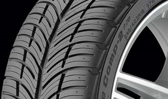 BFGoodrich g-Force Comp 2 A/S Tire Review – Video