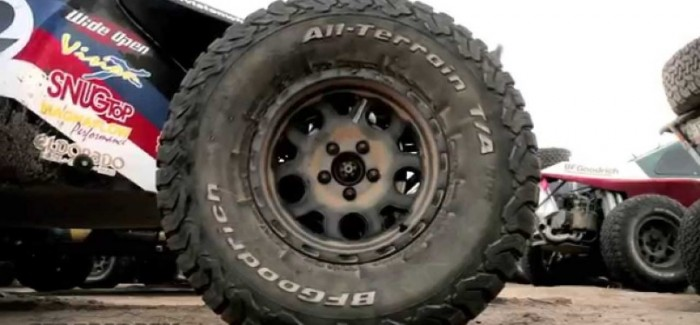 BFGoodrich All-Terrain TA KO2 Tire Review – Video
