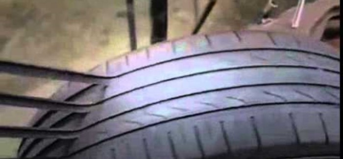 Be careful of scam artists making used tires look new – Video