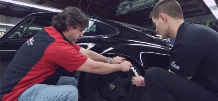 How to Install White Tire Letters – Video
