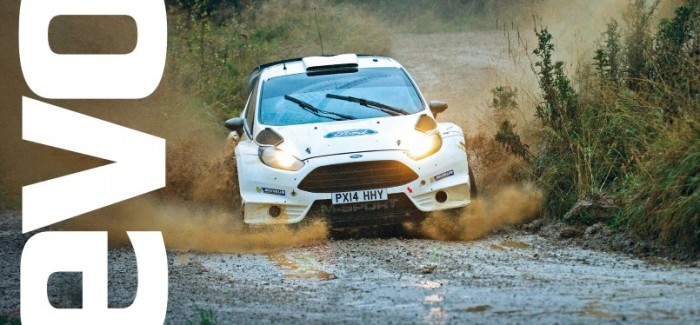 Michelin rally tires tested – Video