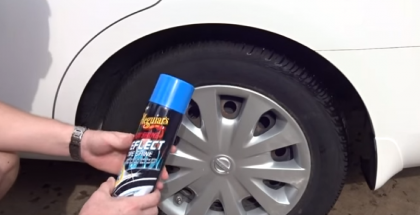Meguiars Hot Shine Reflect Tire Shine Review (1)