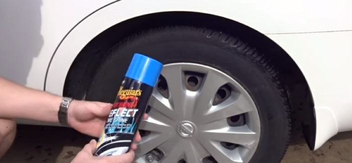 Meguiars Hot Shine Reflect Tire Shine Review – Video