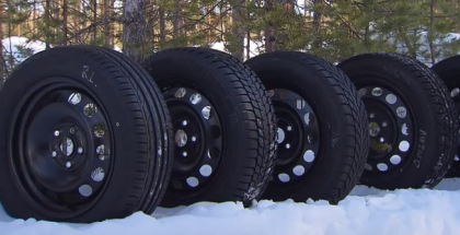 Winter Tire VS Summer Tire (1)